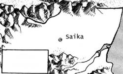 Tribu de Fuego en manga