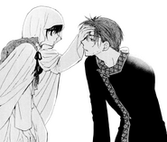 Yona controla la fiebre de Jae-Ha