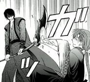Hak attacks Jae-Ha for teasing him
