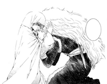 Yona abraza a Shin-Ah