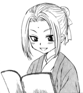 Kyo-Ga reads the tales of King Hiryuu