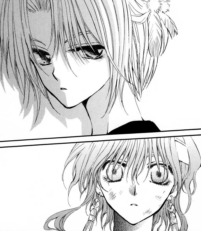 akatsuki no yona anime ending