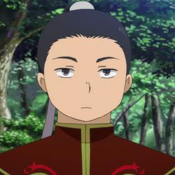 Heuk-Chi en anime