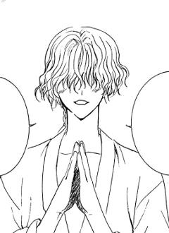 Ik-Soo manga