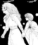 Shin-Ah ayuda a Yona