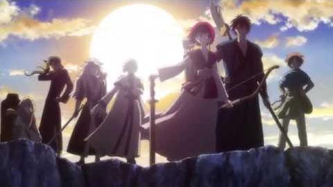 TVアニメ『暁のヨナ』第2クール オープニングテーマ 「暁の華」