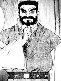 Kum-Ji en manga
