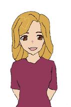 Tomoko short hair