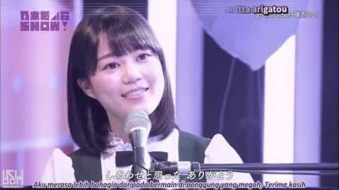 Nogizaka46(Ikuta Erika) - Anata no tame ni hikitai indo sub