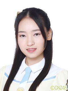 Tang ShiYi GNZ48 Mar 2018