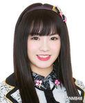 2018 NMB48 Nakano Reina