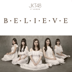 BELIEVE CD Cover