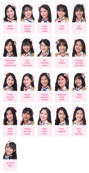 JKT48 Team J (2020)