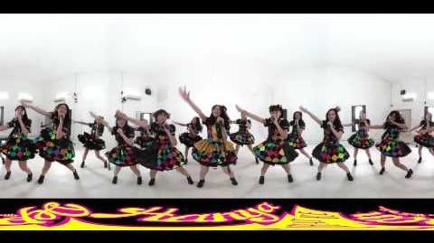 """MV 360° VR """"Mae Shika Mukanee"""" (Hanya Lihat Ke Depan) - JKT48"""