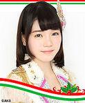 SKE48 Dec 2016 Kawai Anna