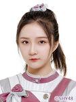 Wang FeiYan SHY48 Mar 2018
