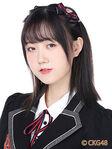 Wu JingJing CKG48 Oct 2017