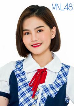 2020 Jan MNL48 Christina Samantha Tagana