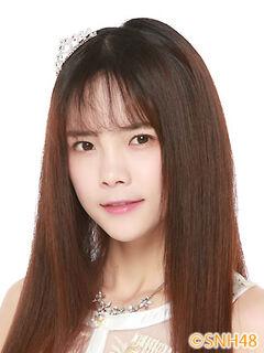 Yuan Hang SNH48 Oct 2017