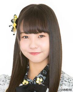 2018 NMB48 Hongou Yuzuha