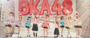 AKB48 HasuteToWasute BKA48