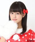 SKE48 Dec 2015 Takeuchi Saki