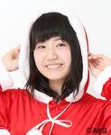 SKE48 Dec 2015 Takatera Sana