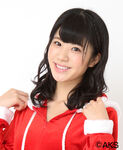 Umemoto Madoka SKE48 Christmas 2015
