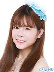 Chen Si SNH48 Oct 2016