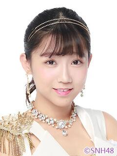 Zhou Yi SNH48 Oct 2017