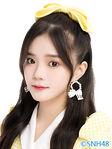 Liu LiQian SNH48 June 2020