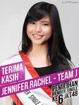 2014 SSK JKT48 Jennifer Rachel