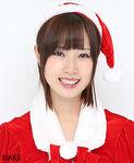 SKE48 Dec 2016 Takayanagi Akane