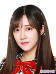 Feng XinDuo SNH48 Dec 2017