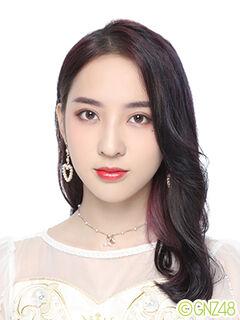Chen XinYu GNZ48 Sept 2019