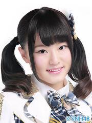 SNH48 Wang Shu 2015