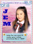 1stGE MNL48 Jemimah Caldejon