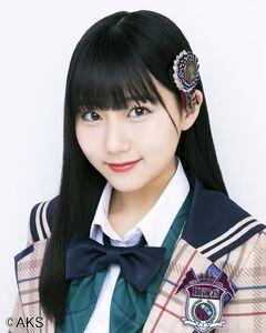 2018 HKT48 Tanaka Miku