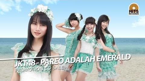 JKT48 - Pareo adalah Emerald Official MV Teaser