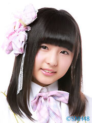 SNH48 Liang HuiWen 2014