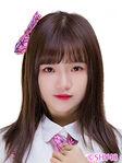 Yang YunHan SHY48 Oct 2017