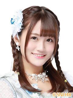 SNH48 Zhang Xin 2016