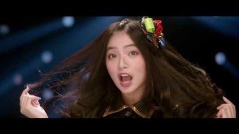 MV Mae Shika Mukanee (Hanya Lihat Ke Depan) - JKT48