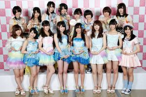 AKB48 32nd Single Election - FutureGirls