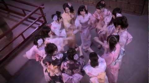 2012 5 16 on sale 9th.Single あうんのキス MV(special edit ver.)
