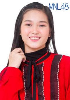 Christine Joyce Dela Cruz MNL48 2020