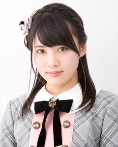 2017 AKB48 Team 8 Okabe Rin