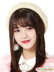 Wang XinYanTianTian SNH48 Dec 2018