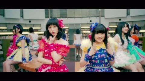 2013 7 17 on sale 12th.Single シャララなカレンダー MV(special edit ver