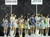 Tokyo Dome Team Shuffle